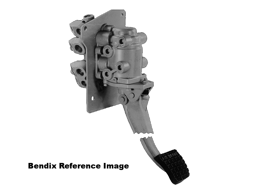 Universal Joint Menu >> E-7 Brake Valve - 800970 - doverbrakeinc.com